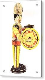George The Drummer Boy Acrylic Print
