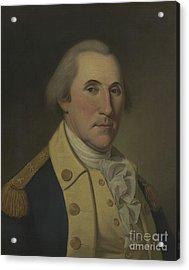 George Washington, 1788 Acrylic Print by Charles Willson Peale