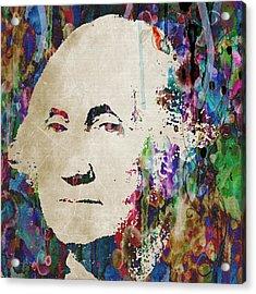 George Washington President Art Acrylic Print