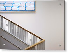 Georgia O'keeffe - Above Stairs Acrylic Print