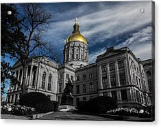 Georgia State Capital Acrylic Print