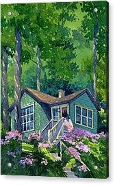 Georgia Townsend House Acrylic Print