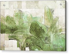 Acrylic Print featuring the digital art Gerberie - 30gr by Variance Collections