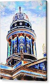 German Dome Acrylic Print