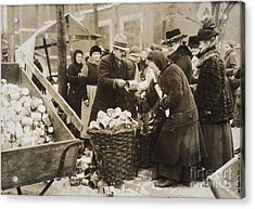 Germany: Inflation, 1923 Acrylic Print by Granger