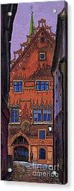 Germany Ulm Acrylic Print by Yuriy  Shevchuk