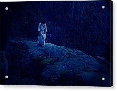 Gethsemane Acrylic Print by Vienne Rea