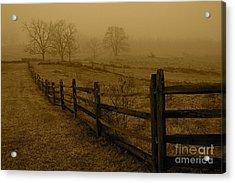 Gettysburg Acrylic Print