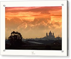 Ghaxaq Sebh - Delightful Sunrise Acrylic Print