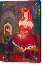 Ghismonda Acrylic Print