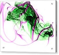 Ghost Invert 2 Acrylic Print