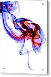 Ghost Invert 3 Acrylic Print