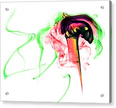 Ghost Invert 4 Acrylic Print