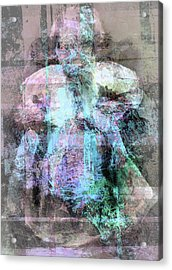 Ghost Of A Child Acrylic Print