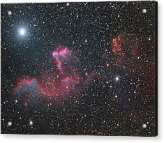 Ghost Of Cassiopeia Acrylic Print