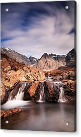 Ghost Of The Fairy Pools Acrylic Print