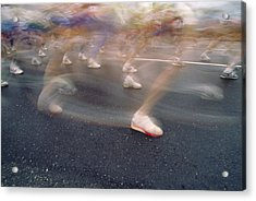 Ghost Race Acrylic Print