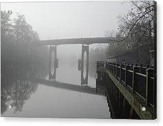 Ghost River Acrylic Print by Gordon Mooneyhan