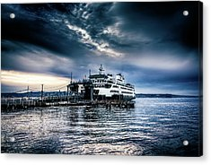 Acrylic Print featuring the photograph Ghost Ship by Spencer McDonald