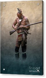 Ghost Warrior  Acrylic Print