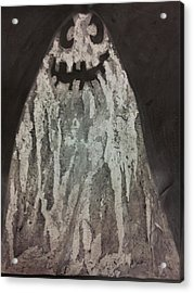 Ghost Acrylic Print by William Douglas