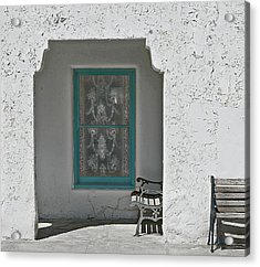 Acrylic Print featuring the photograph Ghosts by Jeff Burgess