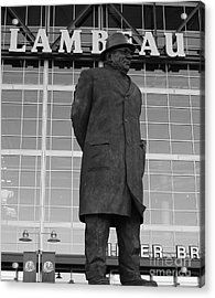 Ghosts Of Lambeau Acrylic Print by Tommy Anderson