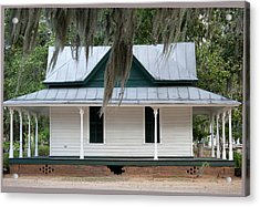 Ghosts Of Selma Acrylic Print by Kimberly McKinley