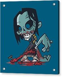 Ghoul T-shirt Acrylic Print