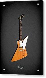 Gibson Explorer 1958 Acrylic Print