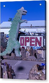 Gift Store Dinosaur  Acrylic Print