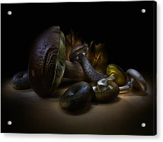 Acrylic Print featuring the photograph Gifts Of September by Alexey Kljatov