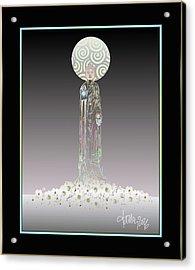 Gifts Of The Buddha II Acrylic Print