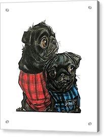 Giles 3540 Acrylic Print