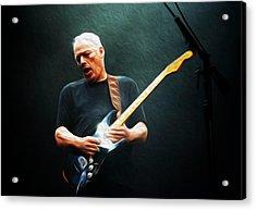 Gilmour #7602 By Nixo Acrylic Print