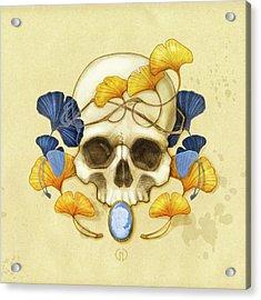 Ginkgo Relic Acrylic Print