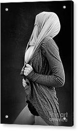 Girl #2299 Acrylic Print