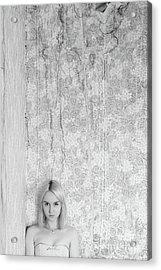 Girl #7112 Acrylic Print