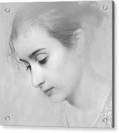 Girl #7244 Acrylic Print
