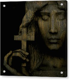 Give Me Peace On Earth Acrylic Print