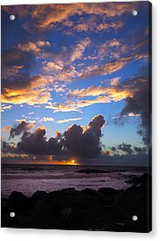 Give Us This Day Acrylic Print