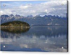 Glacier Bay 10 Acrylic Print