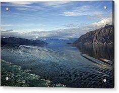 Glacier Bay 7 Acrylic Print