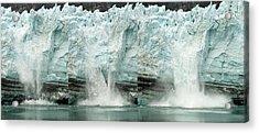 Glacier Calving Sequence 1 Acrylic Print