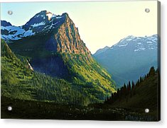 Glacier National Park 2 Acrylic Print
