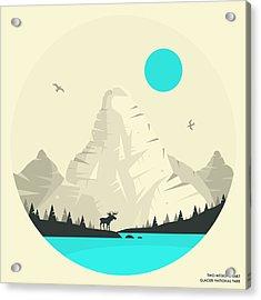 Glacier National Park - 2 Acrylic Print