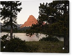 Glacier Nat'l Park-montana Acrylic Print by Keith Lovejoy