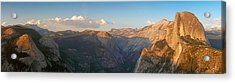 Glacier Point Panorama Acrylic Print