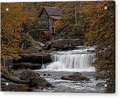 Glade Creek Mill 2011 Acrylic Print