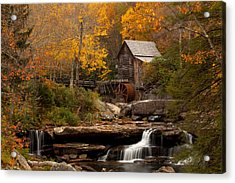 Glades Creek Mill Acrylic Print